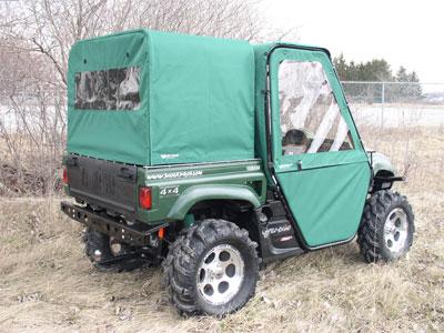 Yamaha Rhino Camper Top
